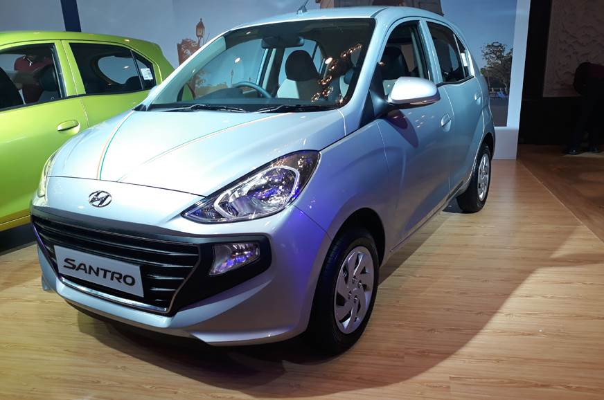 New Hyundai Santro pre-bookings cross the 23,500 mark