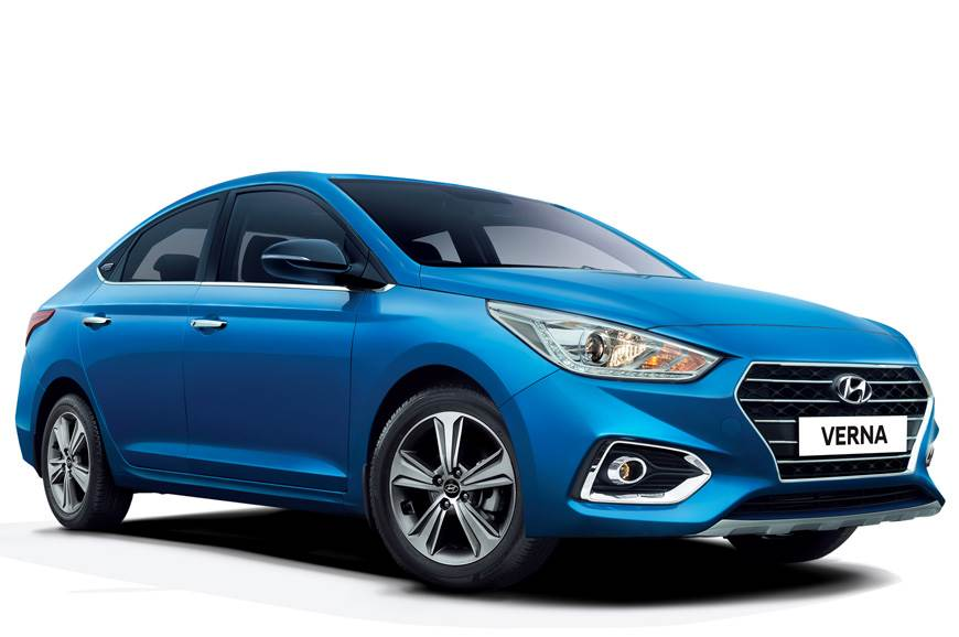 Hyundai Verna automatic to get two new variants