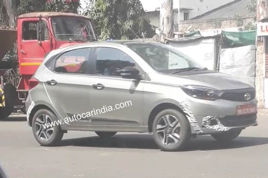 Tata Tiago could get a new top-spec variant