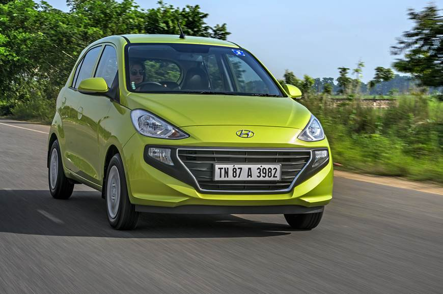 2018 Hyundai Santro review, test drive