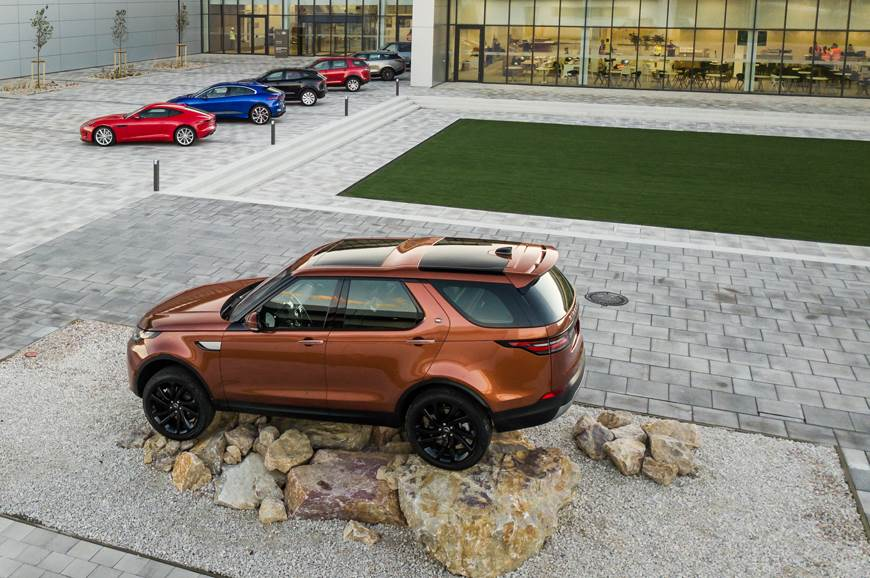 Jaguar Land Rover opens new plant in Slovakia