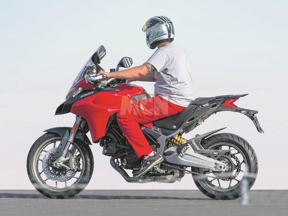 2019 Ducati Multistrada 950 spied