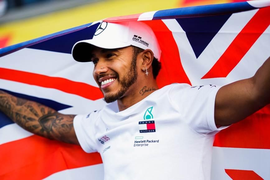 Hamilton seals fifth title at Mexican GP