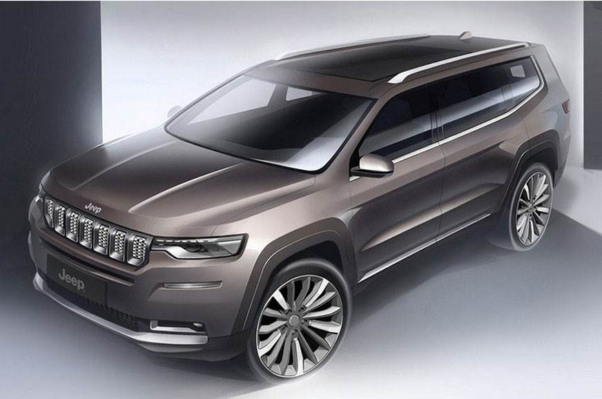 Upcoming Jeep Low-D SUV for India will share Compass platform