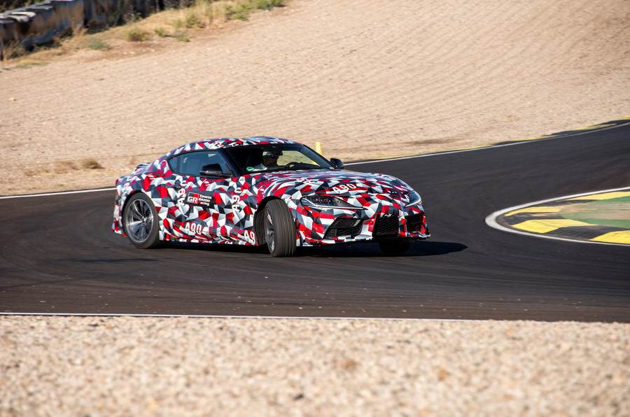 2019 Toyota Supra to be revealed at Detroit motor show