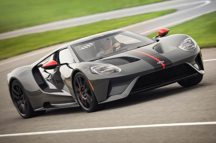 Limited-edition Ford GT Carbon series announced