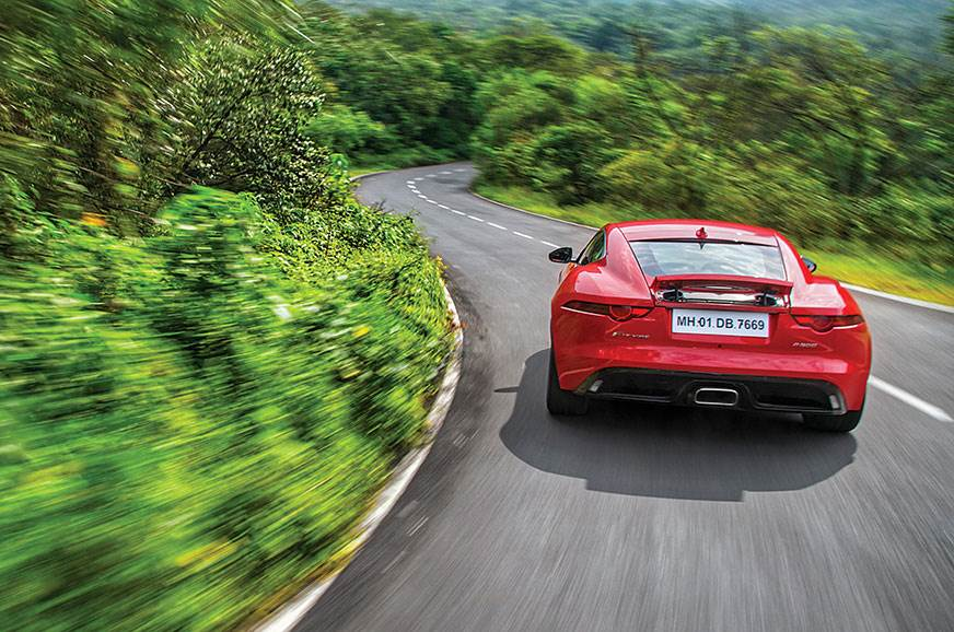 With the lighter engine, handling is more agile than its ...