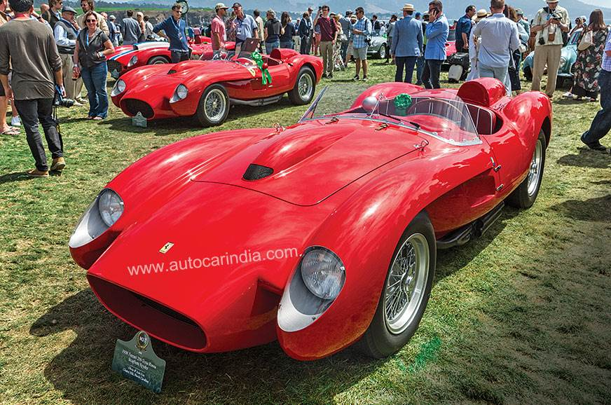 When one Ferrari 250 TR Scaglietti Spyder isn't enough.