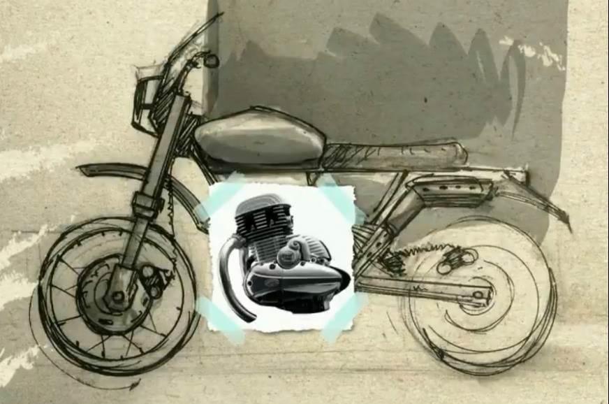 Jawa teases three different new bikes