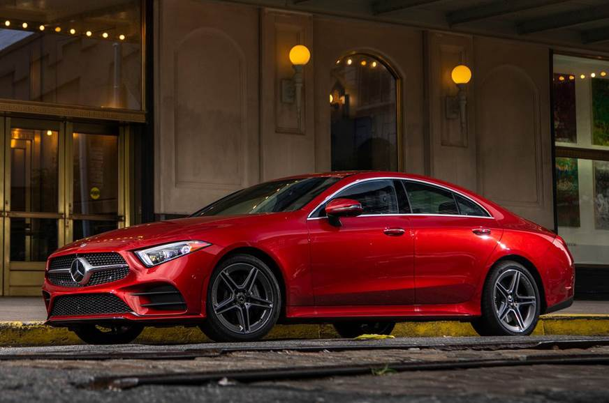 New Mercedes-Benz CLS India launch on November 16