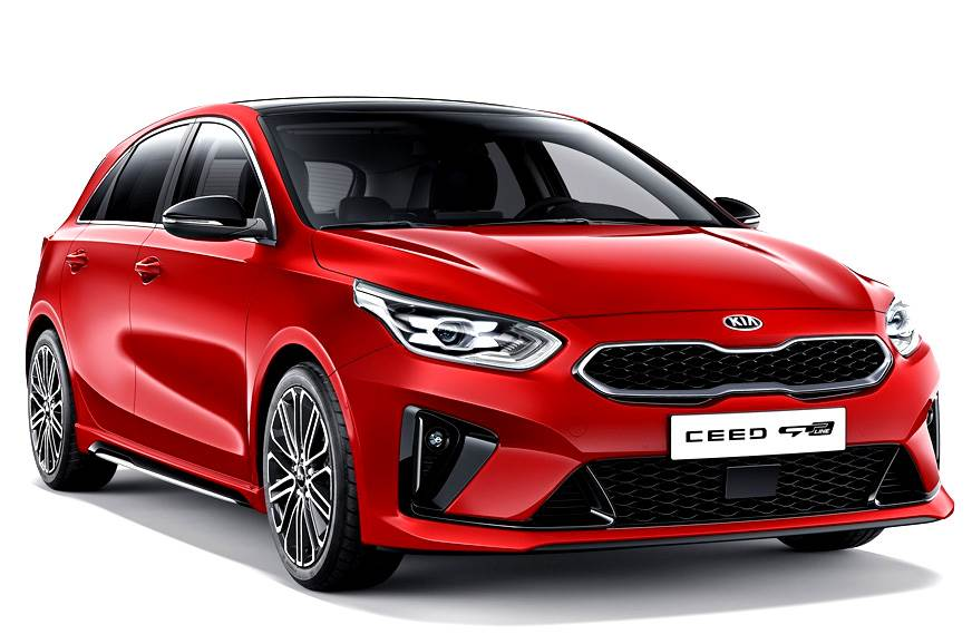 Kia Ceed hatchback under consideration for India