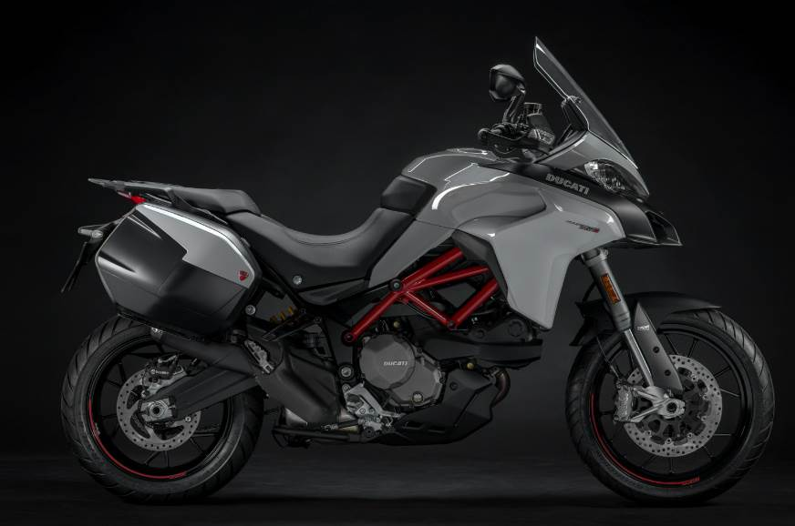 2018 EICMA: 2019 Ducati Multistrada 950 S showcased