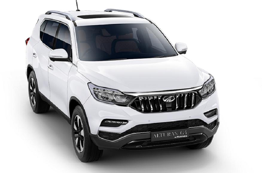 Mahindra Alturas G4 SUV bookings open