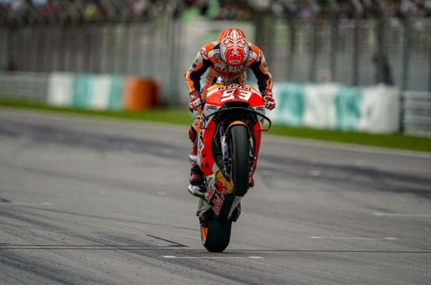 2018 Malaysian MotoGP - Marc Marquez remains dominant