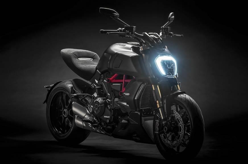 2018 EICMA: Ducati Diavel 1260 unveiled