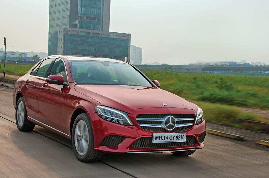 2018 Mercedes-Benz C220d review, test drive
