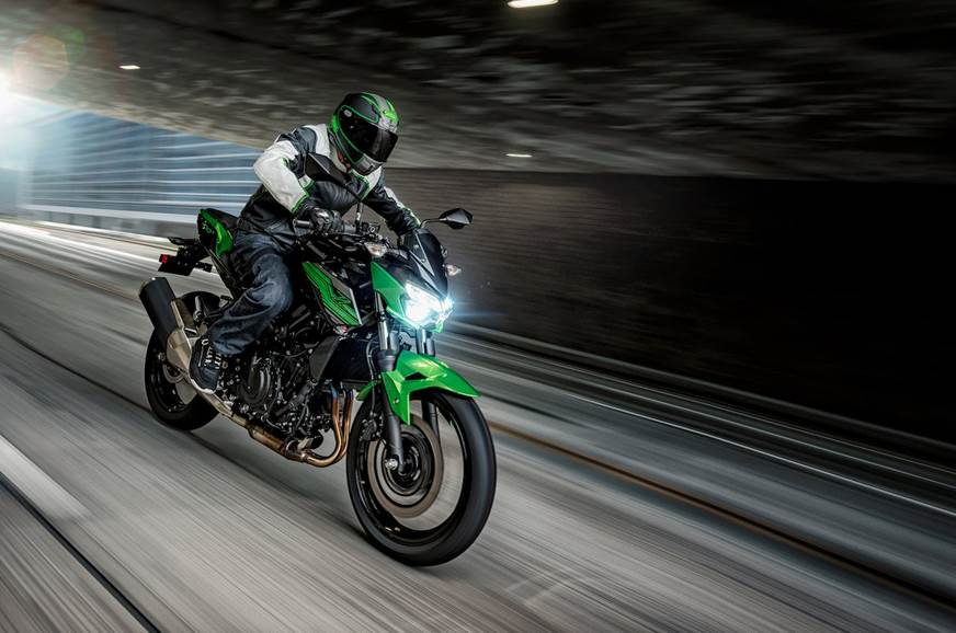 2018 EICMA: 2019 Kawasaki Z400 revealed