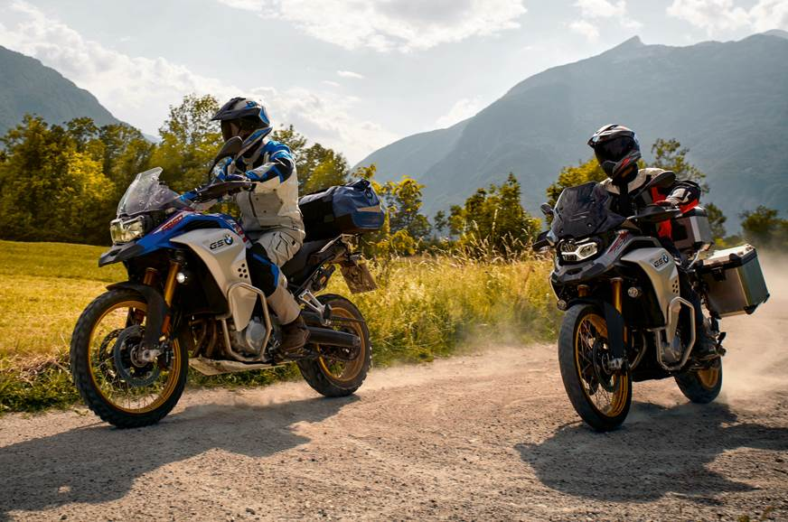 2018 EICMA: 2019 BMW F 850 GS Adventure unveiled