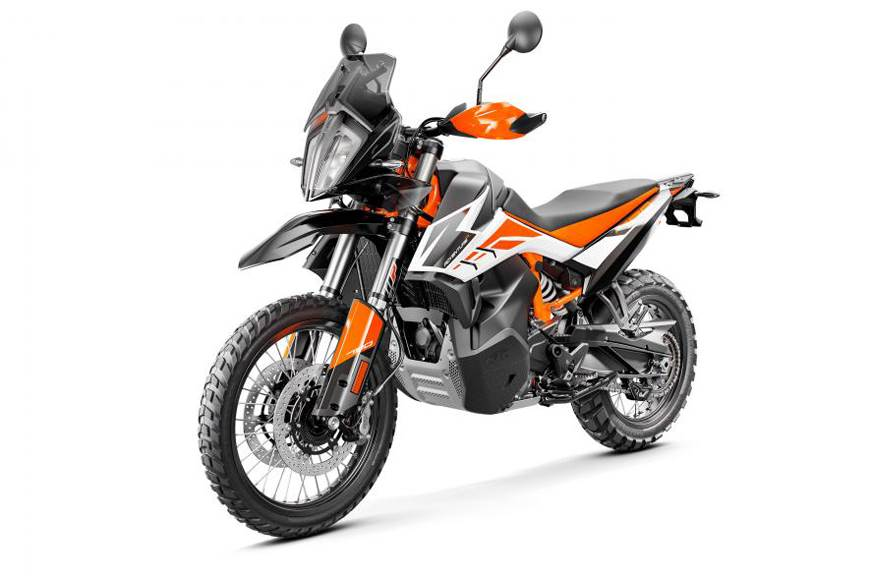 2018 EICMA: KTM 790 Adventure showcased