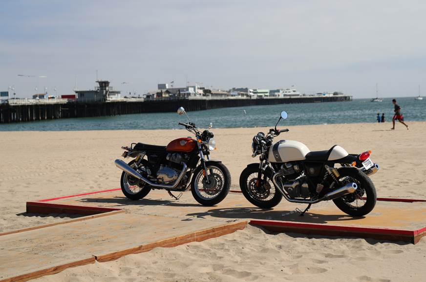 Royal Enfield 650 twins European prices announced