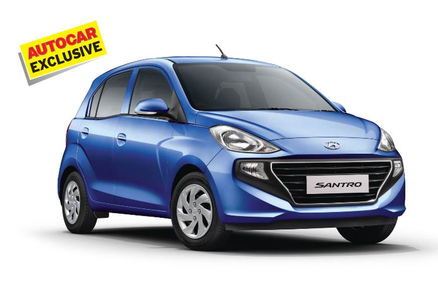 Hyundai Santro AMT grabs 30 percent of bookings