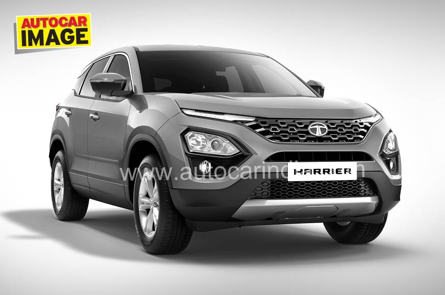 Tata Harrier to launch with diesel manual option only