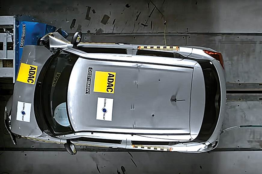 Breaking down the Global NCAP crash test
