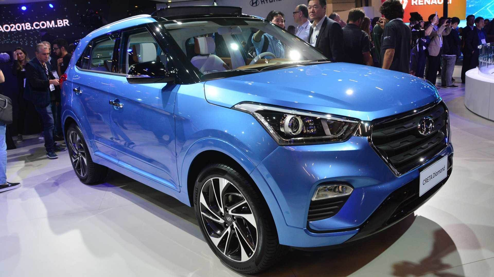 Hyundai Creta Diamond concept revealed
