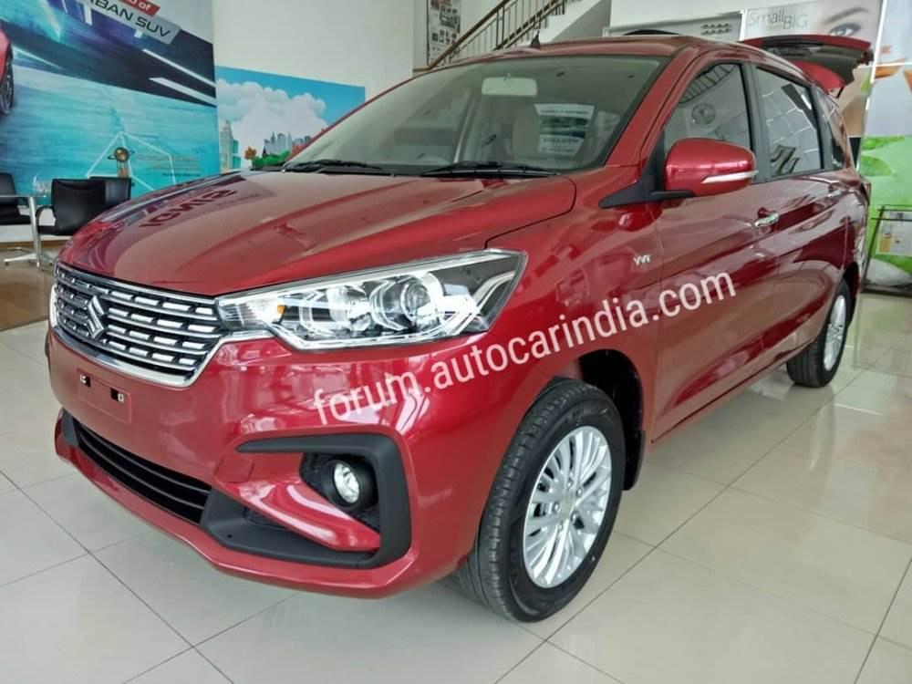 New Maruti Suzuki Ertiga to be sold from Arena dealerships