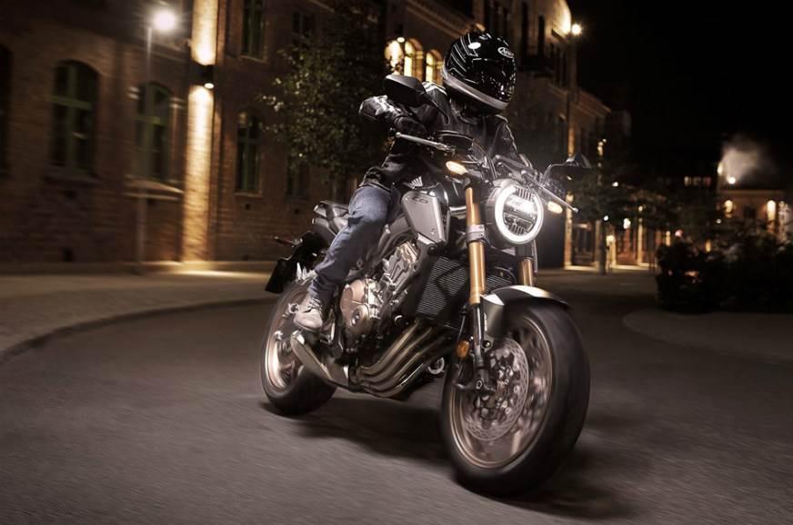 2018 EICMA: Honda CB650R breaks cover