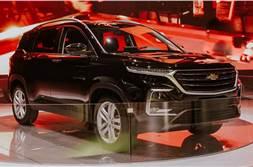New Chevrolet Captiva SUV unveiled