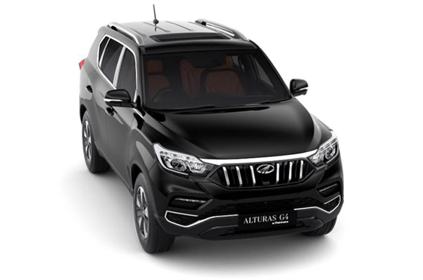 Mahindra Alturas to be displayed at dealerships from November 26