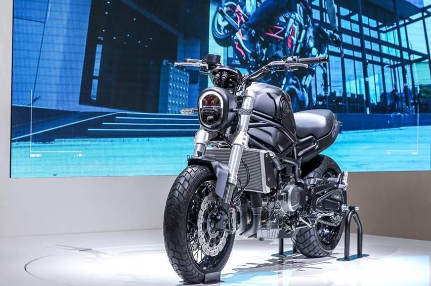 2018 EICMA: Benelli Leoncino 800 concept unveiled