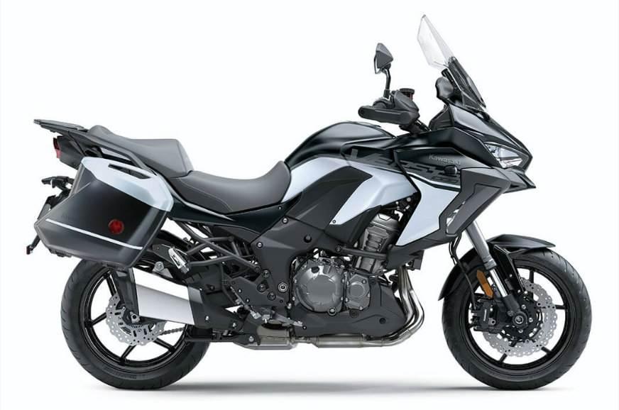 2018 EICMA: 2019 Kawasaki Versys 1000 SE LT+ launched