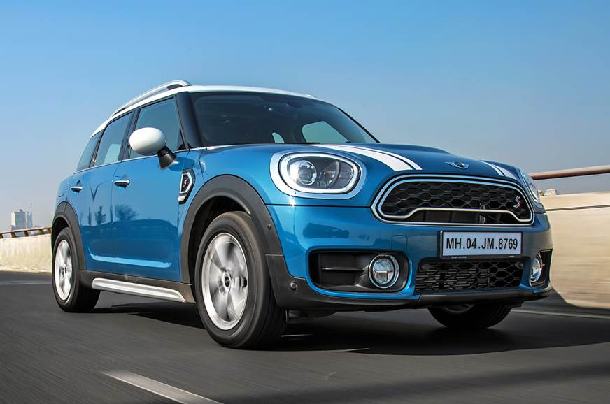2018 Mini Cooper SD Countryman India review, test drive