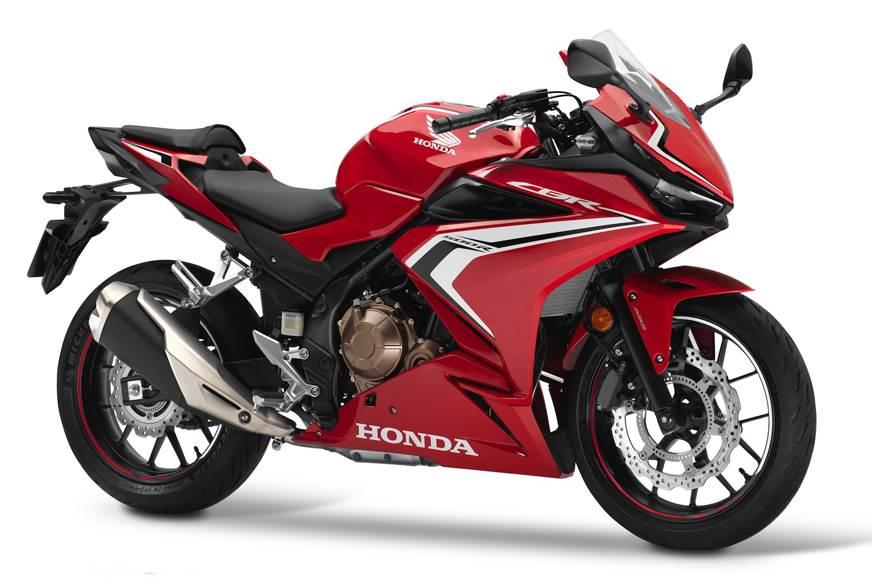 Honda CBR500R, CB500F, CBR1000RR updated for 2019