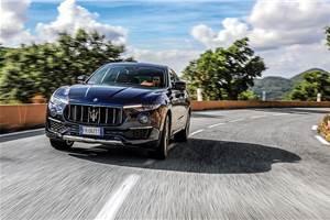 2019 Maserati Levante V6 S petrol drive, review