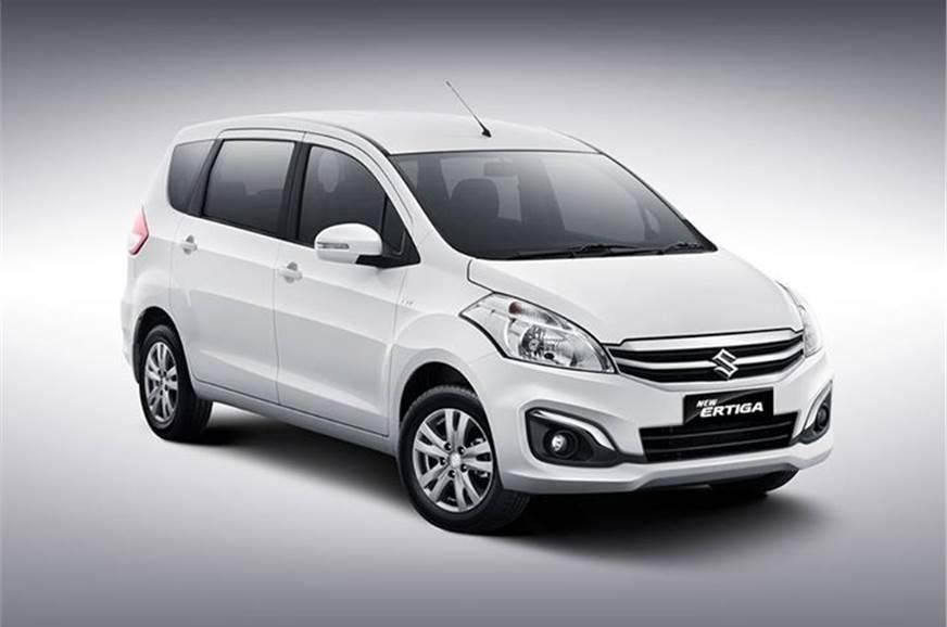 Current-gen Maruti Suzuki Ertiga to be discontinued soon