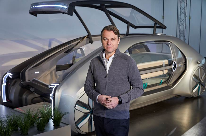 Good design is critical to success: Renault design head