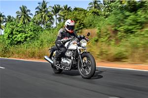 2018 Royal Enfield Continental GT 650 India review, test ride