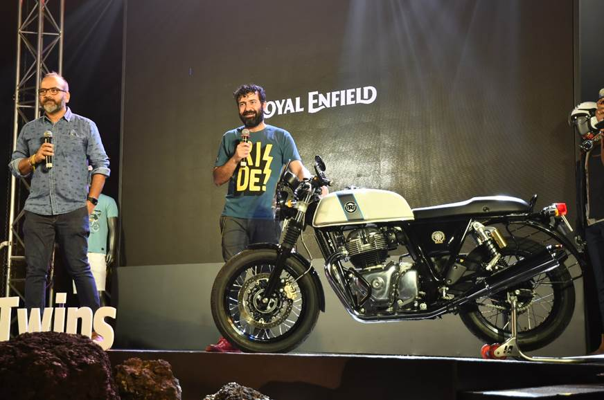 Royal Enfield Interceptor, Continental GT 650 launched in India