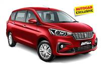 India-spec new Maruti Suzuki Ertiga details revealed