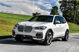 2018 BMW X5 review, test drive