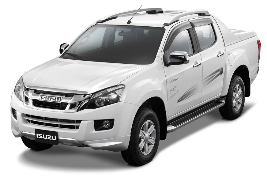 Isuzu V-Cross 'Jonty Rhodes Limited 30' package launched