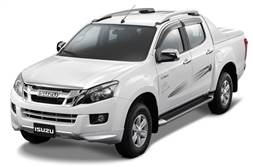 Isuzu V-Cross 'Jonty Rhodes Limited 30' package launched