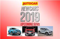 New cars for 2019: Upcoming SUVs