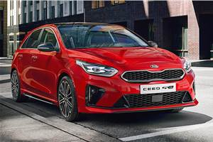 Kia Ceed GT Line review, test drive