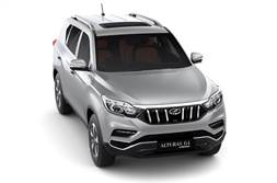 Alturas G4 to retail from Mahindra's World of SUVs showrooms