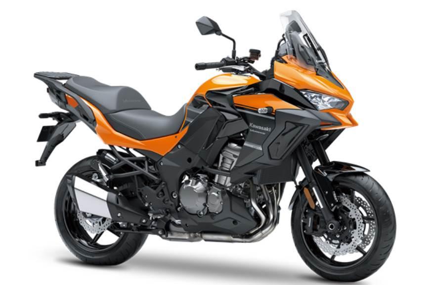 2019 Kawasaki Versys 1000 bookings commence