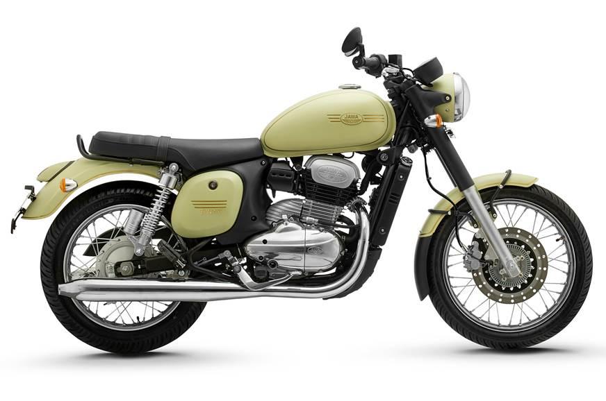 Jawa Motorcycles India range: A first look